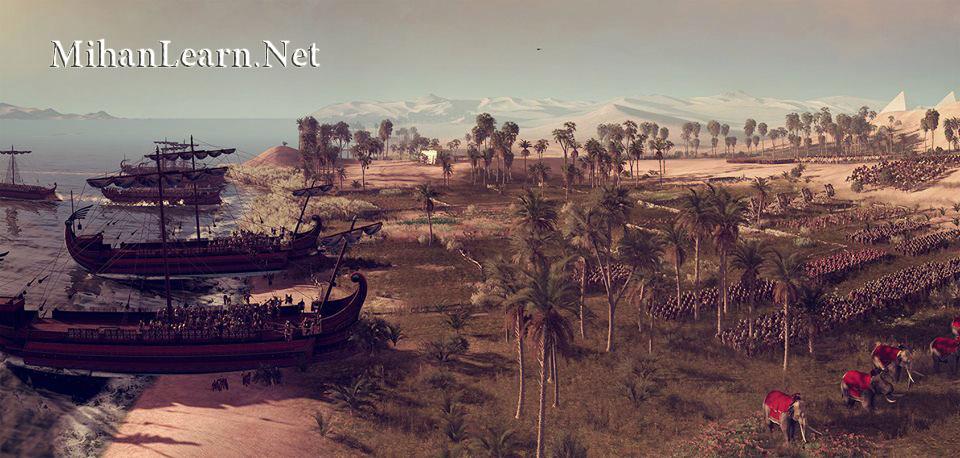 TotalWar : Rome 2 | امپراتوری روم 2