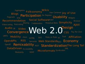 وب نخسه 2 - web 2.0