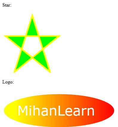 SVG-Star-Logo