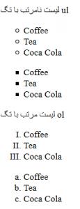 CSS Lists