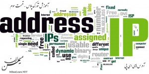 آموزش فارسی نتورک پلاس - IP ها