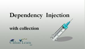 تزریق سازنده با collection