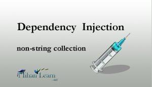 تزریق وابستگی در اسپرینگ