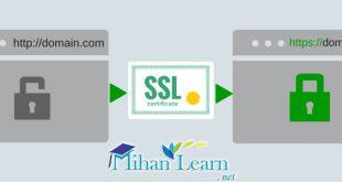 آموزش نصب SSL روی هاست