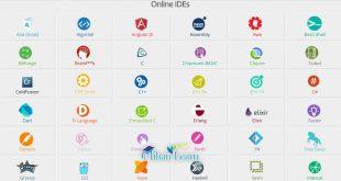 برنامه نویسی آنلاین | Online IDE