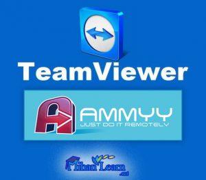 نرم افزار Ammyy Admin جایگزین TeamViewer