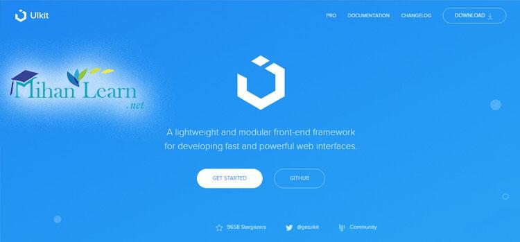 معرفی فریمورک ui kit برای طراحی ریسپانسیو