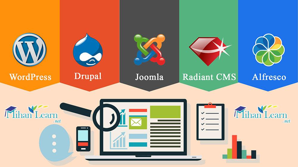 بهترین سیستم مدیریت محتوا | Best CMS