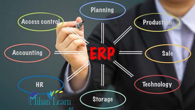 برنامه ریزی منابع سازمانی (ERP)