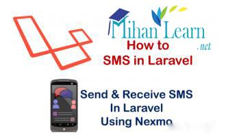 آموزش ارسال و دریافت sms در لاراول