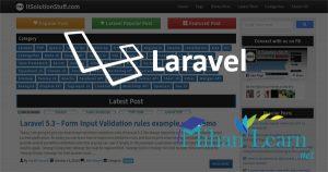 آموزش ساخت سایت مپ با لاراول