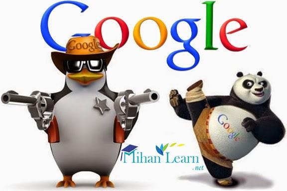 معرفی الگوریتم پنگوئن گوگل