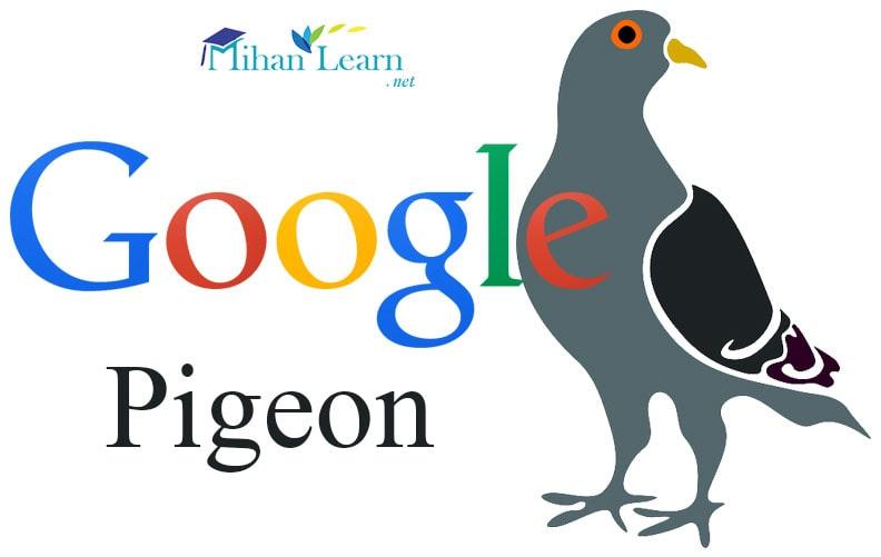 الگوریتم کبوتر گوگل چیست (Google Pigeon Algorithm)